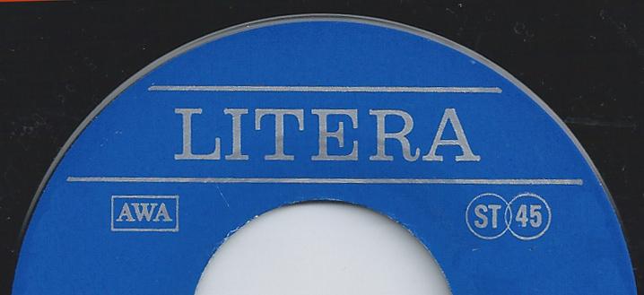 "Litera 7"" Single 5 90 xxx"