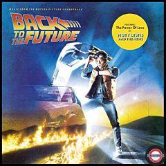 Alan Silvestri - Filmmusik: Back To The Future (O.S.T.)