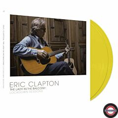 Eric Clapton - The Lady In The Balcony - Lockdown Sessions (180g) (Translucent Yellow Vinyl)
