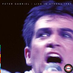 Peter Gabriel: Live In Athens 1987 (Half-Speed Remastered) (180g) (33 1/3 RPM)