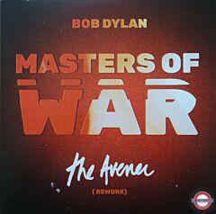 "Bob Dylan – Masters Of War (The Avener Rework) - 7"" Single"