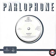 "Coldplay – Midnight 7"" Single"