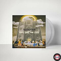 Scooter - ...and the beat goes on! ( yellow Vinyl)