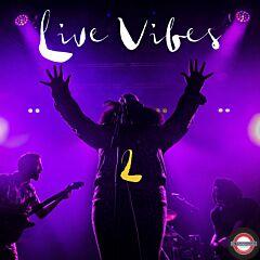 Tank And The Bangas Live Vibes 2 (Yellow/Purple Splattered Vinyl) (RSD-BF)