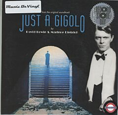 """David Bowie & Marlene Dietrich – Music From The Original Soundtrack Just A Gigolo  - 7"""" Single"""