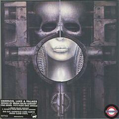 "Emerson, Lake & Palmer – Brain Salad Surgery  7"" Single"