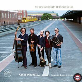 Astor Piazzolla Tangos Del Angel Y Del Diablo