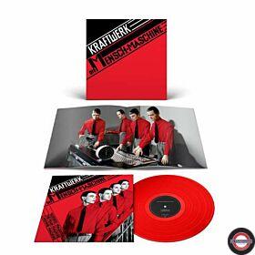 Kraftwerk - Die Mensch-Maschine (Ltd. German Red Coloured LP)