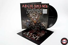 ARCH ENEMY — Covered in Blood [180 g]