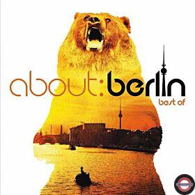 ABOUT: BERLIN — Best Of [WHITE VINYL]