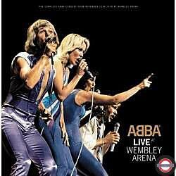 ABBA - Live At The Wembley Arena (LTD. 3LP) VÖ:13.03.2020