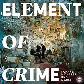 ELEMENT OF CRIME — Schafe, Monster & Mäuse
