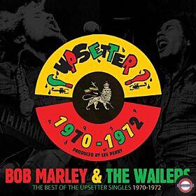 BOB MARLEY — Bob Marley: Best Of The Upsetter Singles 1970-1972
