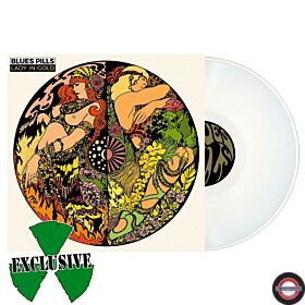 Blues Pills - Lady In Gold (LTD. White Coloured LP)