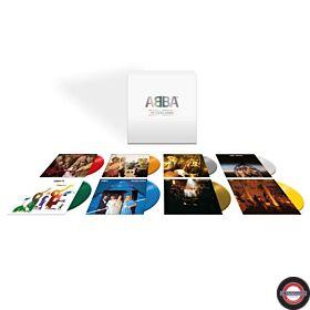 Abba - The Studio Albums (8 Coloured LP Box)