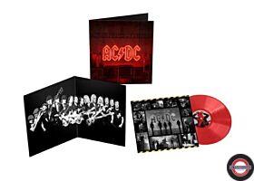AC/DC - Power Up (Ltd. Opaque Red Gatefold)
