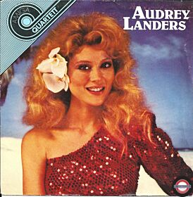 """Audrey Landers (7"""" Amiga-Quartett-Serie)"""