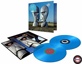 Pink Floyd - The Division Bell (LTD. Blue Colored 2LP)