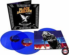 Black Sabbath - The End -Live In Birmingham (LTD. 3LP, Blue Coloured)