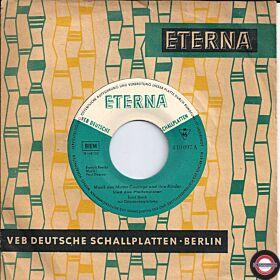 Ernst Busch, Helene Weigel, Bertolt Brecht, Paul Dessau, Berliner Ensemble, Adolf Fritz Guhl – Lied Des Pfeifenpieter / Lied Von Der Großen Kapitulation