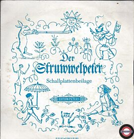 """Der Struwelpeter - Schallplattenbeilage - 7"""" Single"""