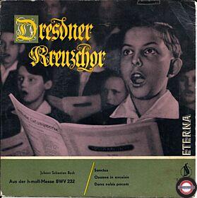 Aus der h-moll-Messe BWV 232 - Dresdner Kreuzchor, Staatskapelle Dresden, Herbert Collum Leitung Rudolf Mauersberger