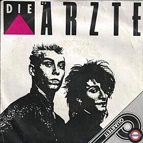 "Die Ärzte  (7"" Amiga-Quartett-Serie)"