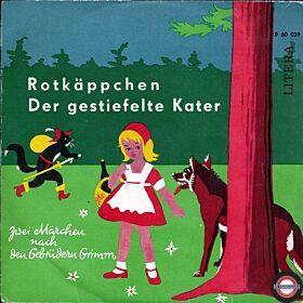 """Der gestiefelte Kater & Rotkäppchen (7"""" EP)"""