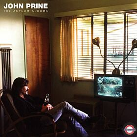 John Prine - John Prine Asylum (3LP Box) BF RSD 2020