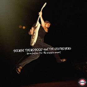 George Thorogood & The Destroyers - Live In Boston 82 (4LP Coloured, Box) BF RSD 2020