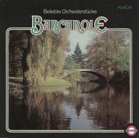 Barcarole - Beliebte Orchesterstücke
