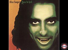 Alice Cooper - Goes To Hell (Orange LP)