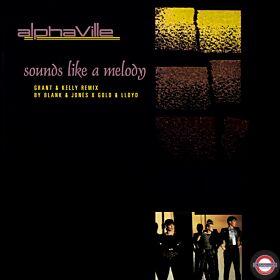 ALPHAVILLE - Sounds Like A Melody (12 Inch Single Yellow Coloured) RSD 2020