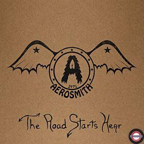 Aerosmith - 1971: The Road Starts Hear [RSD Black Friday 2021]