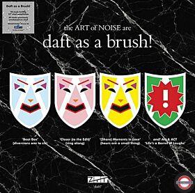 Art Of Noise - Daft As A Brush , 4 LP Box ( RSD 2019)