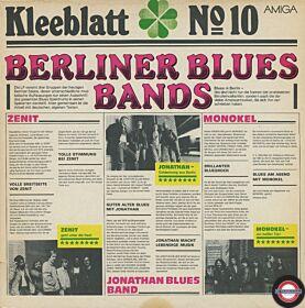 Kleeblatt Nr. 10 - Berliner Blues Bands