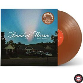 Band Of Horses - Things Are Great Limited Indie Exclusive Edition