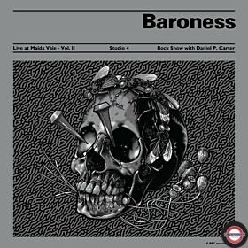 Baroness - Live At The Maida Vale BBC VOL.2 (Splattered) BF RSD 2020