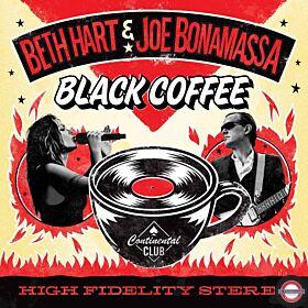 BETH HART & JOE BONAMASSA — Black Coffee