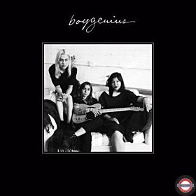 Boygenius - Boygenius (Ltd. Indie Store Clear Red Colored)