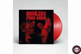 Broilers - Puro Amor (180g) (Limitierte Erstauflage in rotem Vinyl & Klappcover)