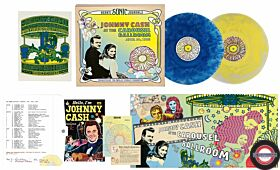 Johnny Cash at the Carousel Ballroom, April 24, 1968 Limitierte Deluxe Boxset-Edition