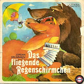 """Das fliegende Regenschirmchen - 7"""" Single"""