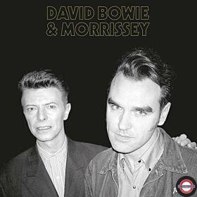 "David Bowie & Morrissey - Cosmic Dancer ( Ltd 7"" Single)"