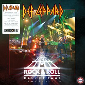 Def Leppard - Rock 'N' Roll Hall Of Fame 2019  RSD 2020