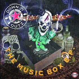Down N Outz - Magic Box EP (12 Inch EP) RSD 2020