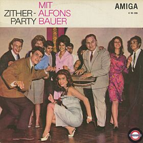 Alfons Bauer - Zitherparty mit Alfons Bauer
