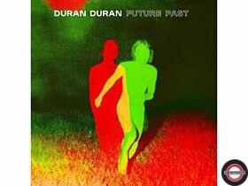 Duran Duran FUTURE PAST (Limited Indie Exclusive Edition) (Transparent Red Vinyl)