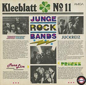 Kleeblatt Nr. 11 - Junge Rock Bands