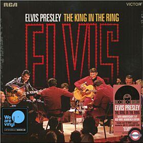 Presley Elvis - The King In The Ring (1968 Acoustic) (2LP Red Nummeriert)